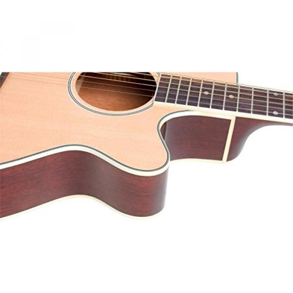 Epiphone PR-4E Acoustic/Electric Guitar Player Package #6 image