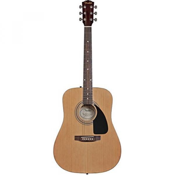 Fender acoustic guitar strings martin Acoustic martin guitar strings acoustic Guitar martin acoustic guitar strings Bundle dreadnought acoustic guitar with martin strings acoustic Gig Bag, Tuner, Strings, Strap, Picks, Austin Bazaar Instructional DVD, and #2 image