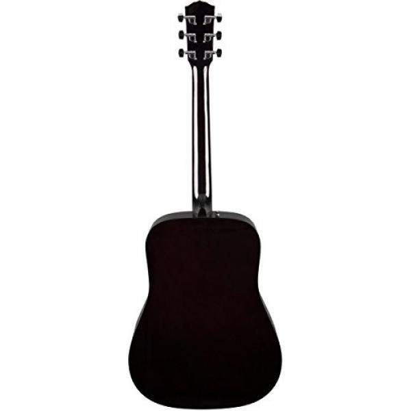 Fender acoustic guitar strings martin Acoustic martin guitar strings acoustic Guitar martin acoustic guitar strings Bundle dreadnought acoustic guitar with martin strings acoustic Gig Bag, Tuner, Strings, Strap, Picks, Austin Bazaar Instructional DVD, and #3 image