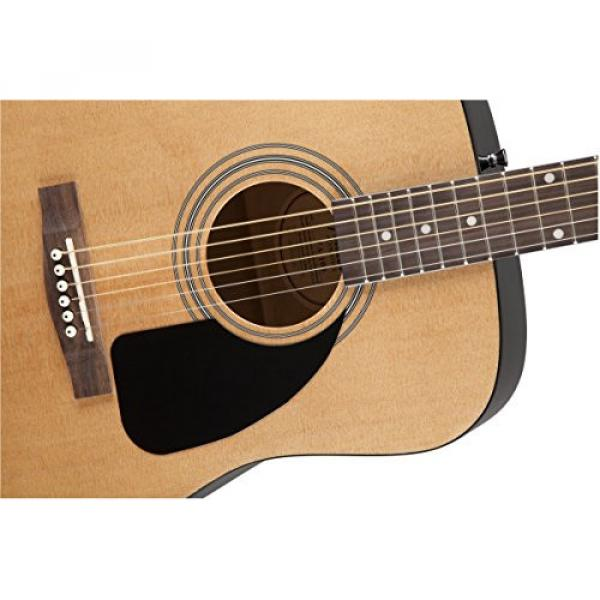 Fender acoustic guitar strings martin Acoustic martin guitar strings acoustic Guitar martin acoustic guitar strings Bundle dreadnought acoustic guitar with martin strings acoustic Gig Bag, Tuner, Strings, Strap, Picks, Austin Bazaar Instructional DVD, and #4 image
