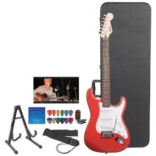 Squier by Fender JF-028-0002-509-KIT-2 Electric Guitar Pack #1 image
