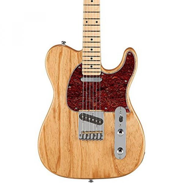G&L Limited Edition Tribute ASAT Classic Ash Body Electric Guitar Gloss Natural #1 image