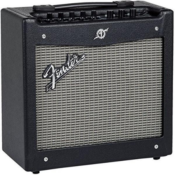 Fender Mustang I V2 20-Watt 1x8-Inch Combo Electric Guitar Amplifier #2 image