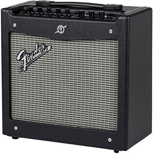 Fender Mustang I V2 20-Watt 1x8-Inch Combo Electric Guitar Amplifier #3 image