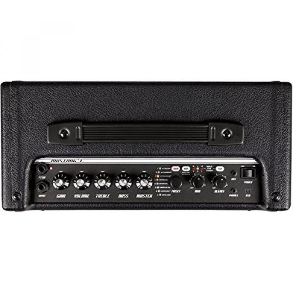 Fender Mustang I V2 20-Watt 1x8-Inch Combo Electric Guitar Amplifier #4 image