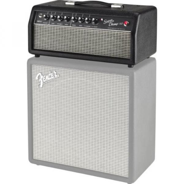 Fender Super Champ X2 15-Watt Guitar Amp Head #1 image