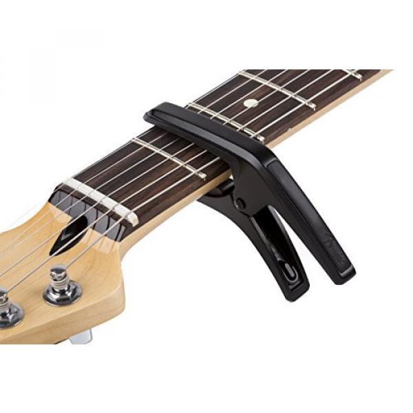 Fender Phoenix Capo, Black #4 image