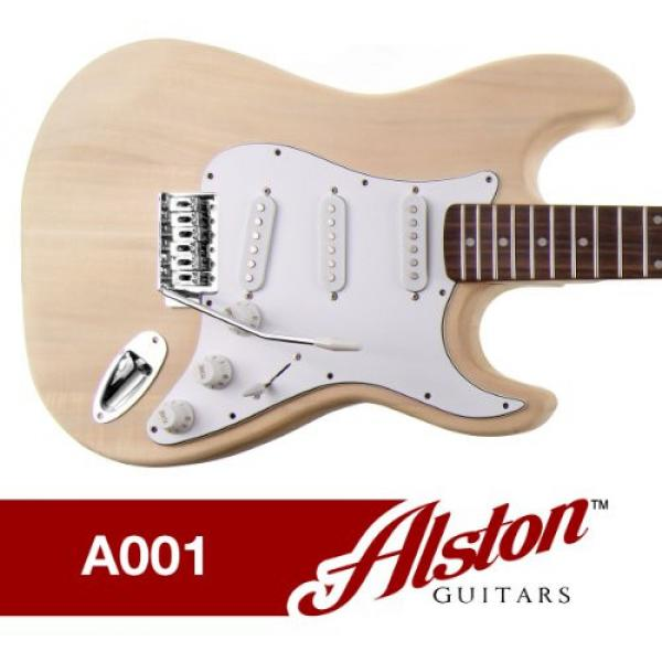 Alston Guitars ST Style Classic Double Cutaway Electric Guitar DIY Builder Kit | Bolt-On #1 image