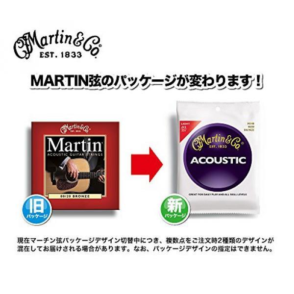 Martin acoustic guitar martin FX775 martin acoustic guitar Phosphor martin guitar strings acoustic medium Bronze martin guitars acoustic Acoustic guitar martin Guitar Strings, Custom Light #2 image