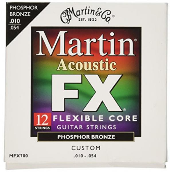 Martin martin d45 FX700 dreadnought acoustic guitar Phosphor martin guitar strings acoustic Bronze martin acoustic guitars 12 martin guitar strings acoustic medium String Acoustic Guitar Strings , Custom Gauge #1 image