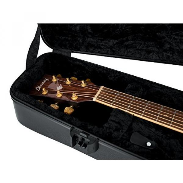 Gator guitar martin Cases martin GTSA martin guitars Series acoustic guitar martin Acoustic martin guitar case Dreadnought Guitar Case with TSA Locking Latch #6 image