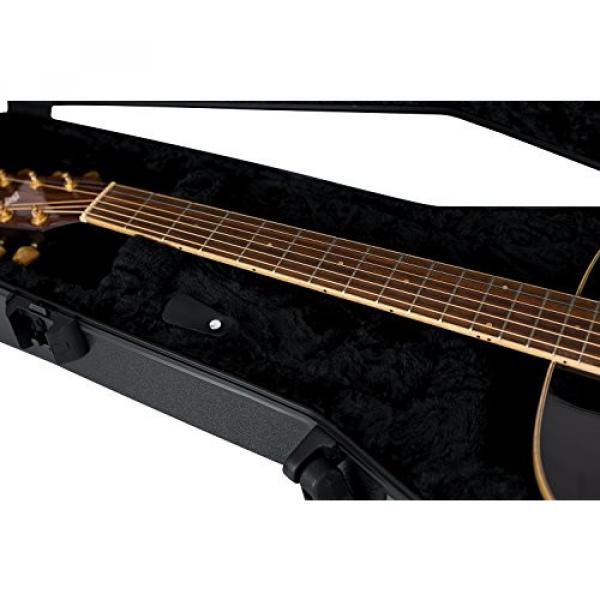 Gator guitar martin Cases martin GTSA martin guitars Series acoustic guitar martin Acoustic martin guitar case Dreadnought Guitar Case with TSA Locking Latch #7 image