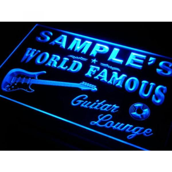 pf085-b guitar martin Martin's martin guitar case Guitar acoustic guitar martin Lounge martin strings acoustic Beer acoustic guitar strings martin Bar Pub Room Neon Light Sign #2 image