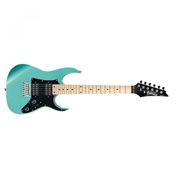 Ibanez GRGM21M 6-String Electric Guitar - Metallic Light Green #5 image