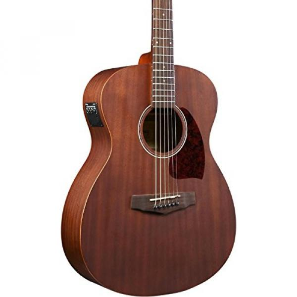 Ibanez PC12MHCEOPN Grand Concert Acoustic Electric Mahogany Guitar Satin Natural #1 image