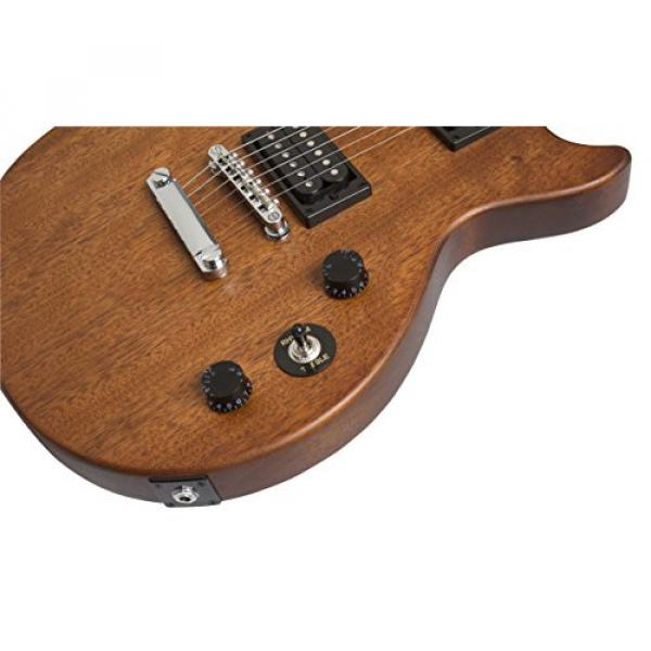 Epiphone Les Paul Special VE Solid-Body Electric Guitar, Walnut #2 image
