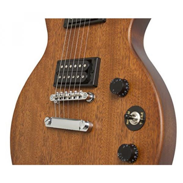 Epiphone Les Paul Special VE Solid-Body Electric Guitar, Walnut #3 image
