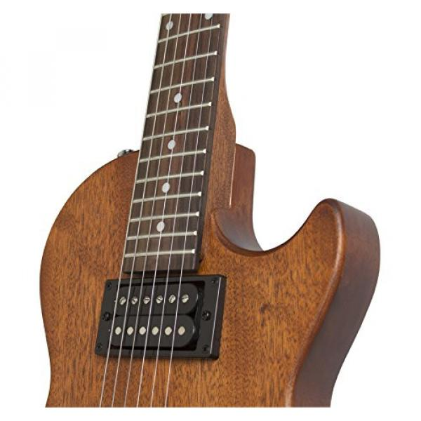 Epiphone Les Paul Special VE Solid-Body Electric Guitar, Walnut #4 image