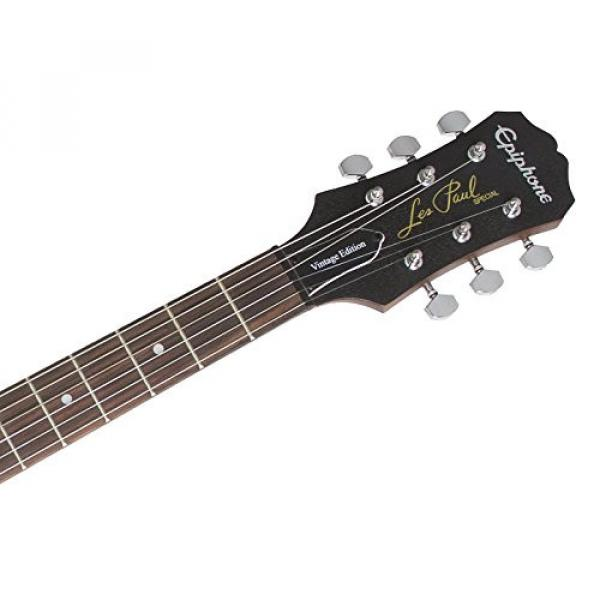 Epiphone Les Paul Special VE Solid-Body Electric Guitar, Walnut #5 image