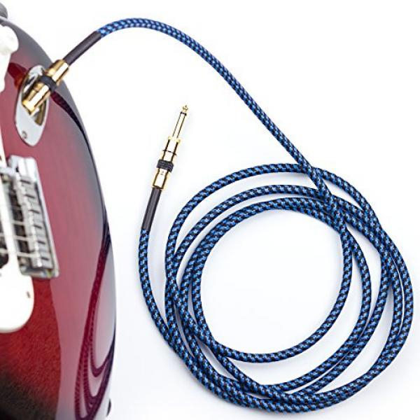Buy Rig Ninja Guitar Cable Premium Musical Instruments Cable