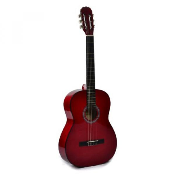 Rollins ROL-946R The Gypsy Nylon String Dreadnought Acoustic Guitar #1 image
