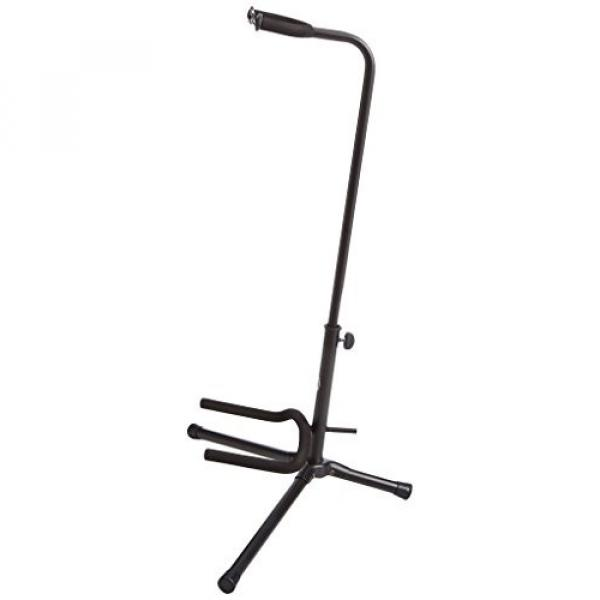 AmazonBasics Tripod Guitar Stand with Security Strap #4 image