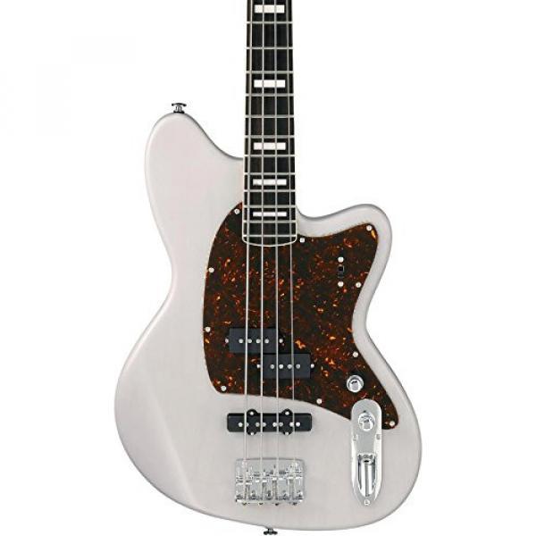 Ibanez TMB2000 Talman Prestige Electric Bass Guitar Antique White Blonde #1 image