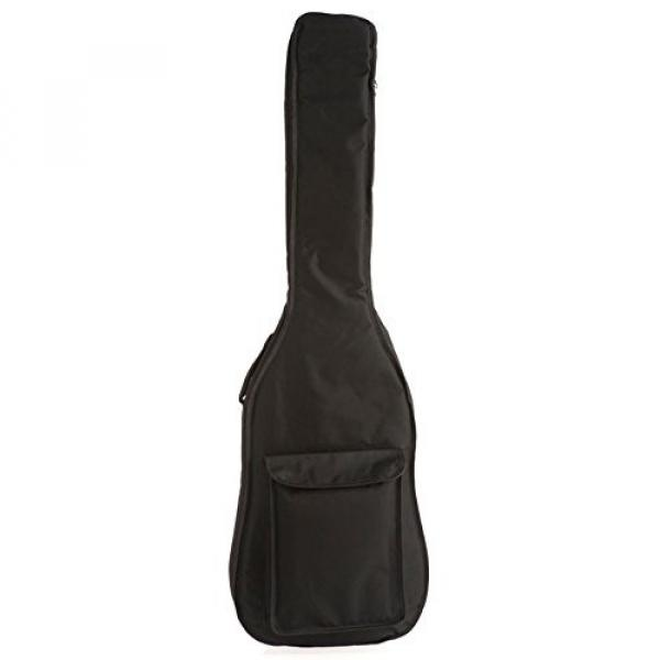 D'Luca EB18 Full Size Padded Electric Bass Guitar Gig Bag #2 image