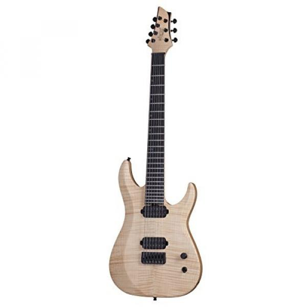 Schecter Keith Merrow KM-7 MK-II 7-String Solid-Body Electric Guitar, NATP #1 image