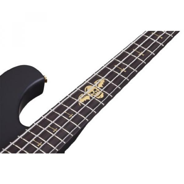 Schecter 213 4-String Johnny Christ Signature Artist Series Bass Guitar #3 image