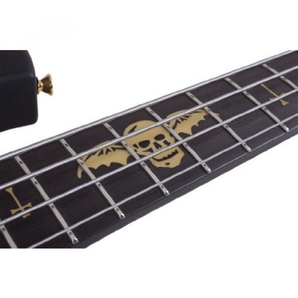 Schecter 213 4-String Johnny Christ Signature Artist Series Bass Guitar #4 image