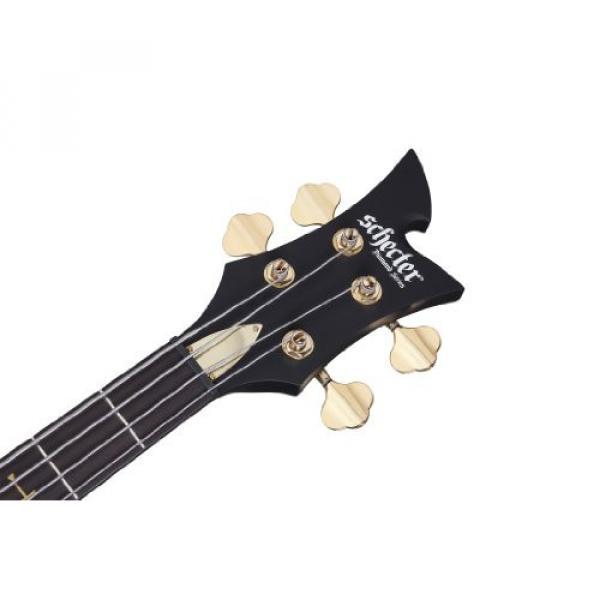 Schecter 213 4-String Johnny Christ Signature Artist Series Bass Guitar #6 image
