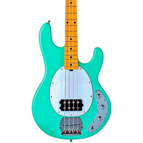 Sterling by Music Man S.U.B. Ray4 Electric Bass Guitar Mint Green #1 image