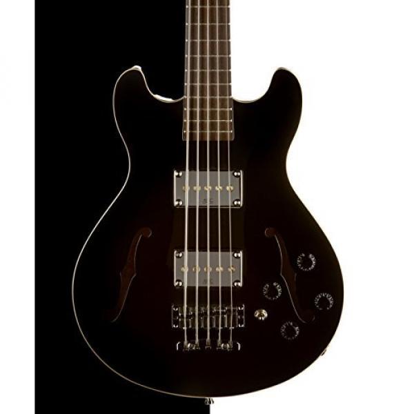 Warwick German Pro Series Starbass, 5-String, Black HP #1 image