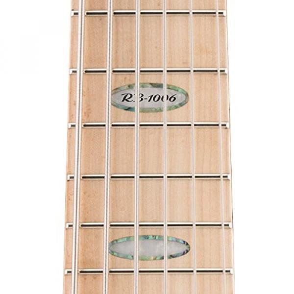 ESP LTD RB-1006BMHN Burled Maple Honey Natural 6 String Bass #2 image