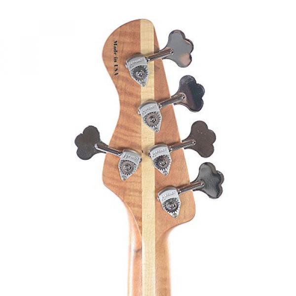 Marco Bass Guitars JTFL 5-String Blackburst #7 image