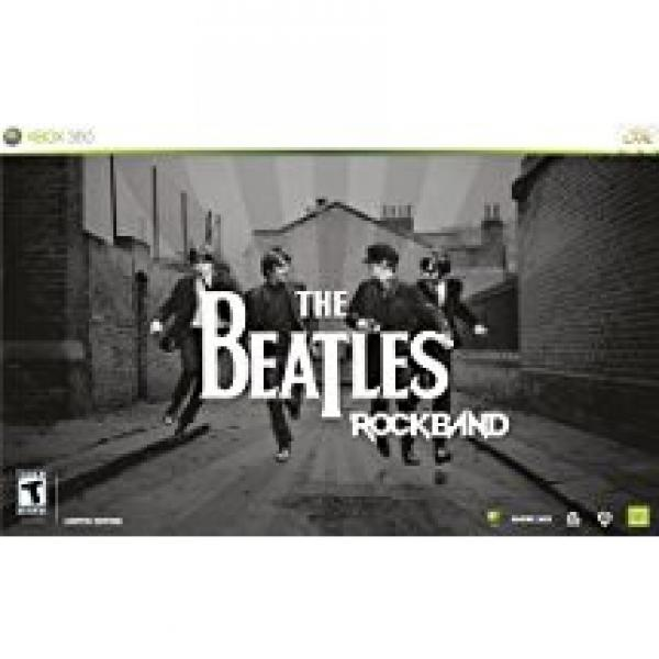Xbox 360 The Beatles: Rock Band Limited Edition Premium Bundle #1 image