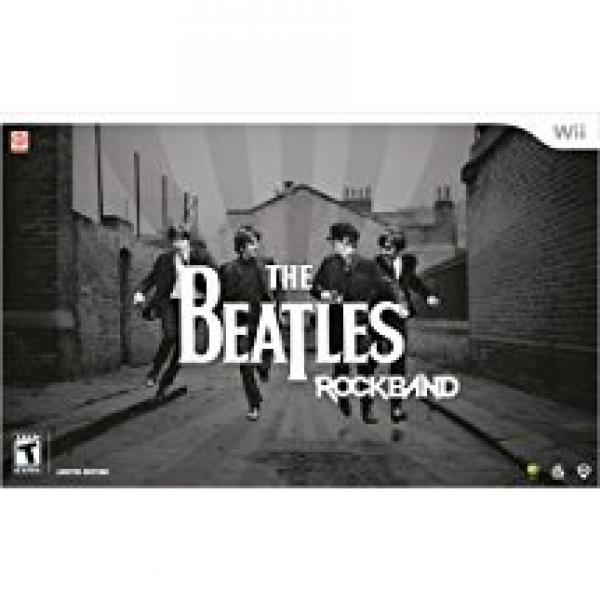 Wii The Beatles: Rock Band Limited Edition Premium Bundle #1 image
