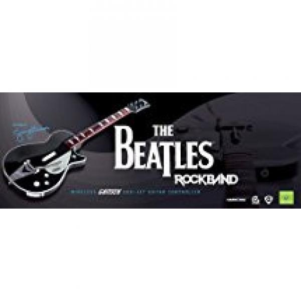 The Beatles: Rock Band X360 Wireless Gretsch Duo-Jet Guitar Controller by MTV Games #1 image