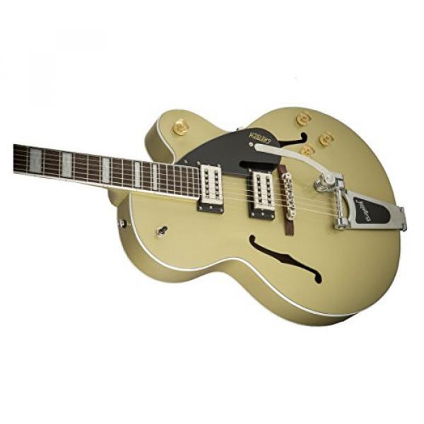 Gretsch G2420T Streamliner Hollowbody Guitar w/Bigsby Gold Dust #4 image