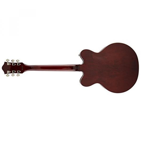 Gretsch G2622 Streamliner Center Block Double Cut Guitar Walnut Satin #2 image
