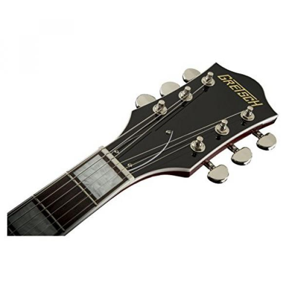 Gretsch G2622 Streamliner Center Block Double Cut Guitar Walnut Satin #6 image