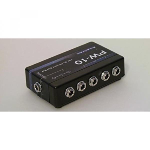 SwitchBlade Audio PW-10 Guitar Pedal Power Supply up to 10 Effects 9-Volt 2-Amp 9V 2A #4 image