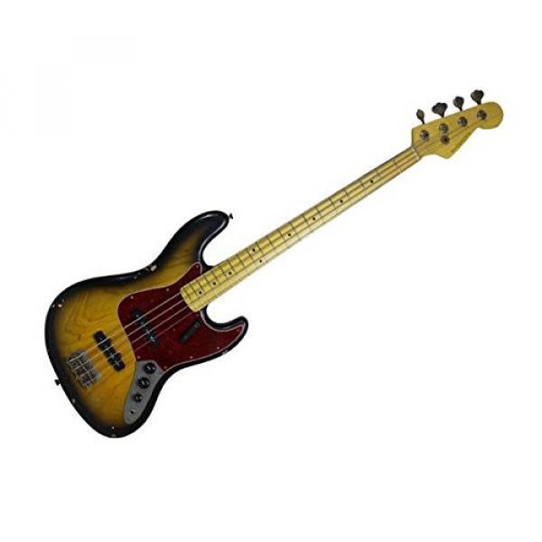 Nash Guitars JB-75 Two-Tone Sunburst NG-3241 #1 image