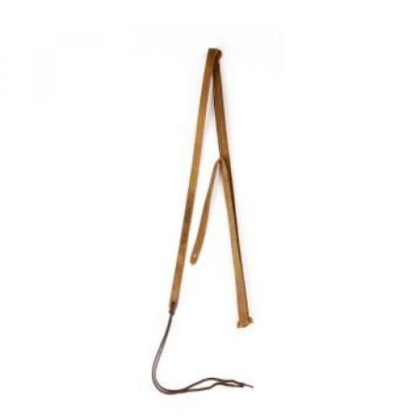 Gretsch G 922-0080-101 Brand Mandolin Strap - Brown #1 image