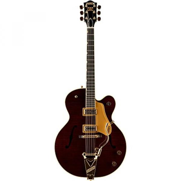 Gretsch G6122T-59GE Vintage Select Country Gentleman - Walnut Stain, Bigsby #3 image