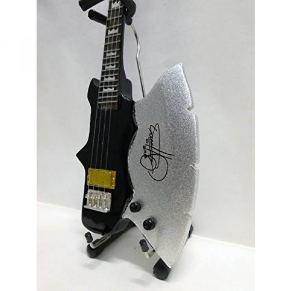 Axe Heaven Gene Simmons Signature Classic Axe Miniature Bass Guitar Replica #2 image
