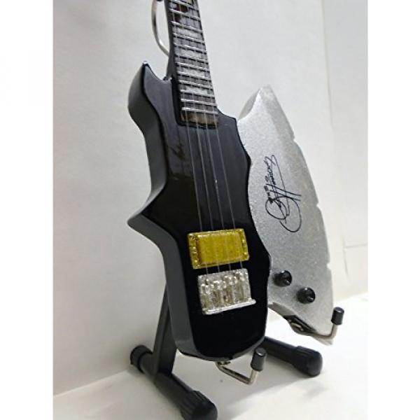 Axe Heaven Gene Simmons Signature Classic Axe Miniature Bass Guitar Replica #3 image