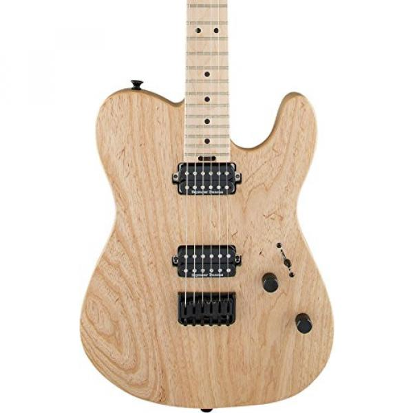Charvel Pro-Mod San Dimas Style 2 HH - Natural with Maple Fingerboard #1 image