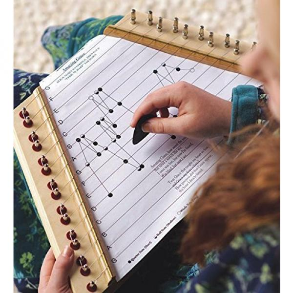 Set of 48 Song Sheets for the Lyrical Lap Harp #1 image